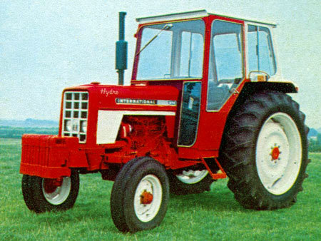 International Harvester 574 Amazing Photo On OpenISOORG