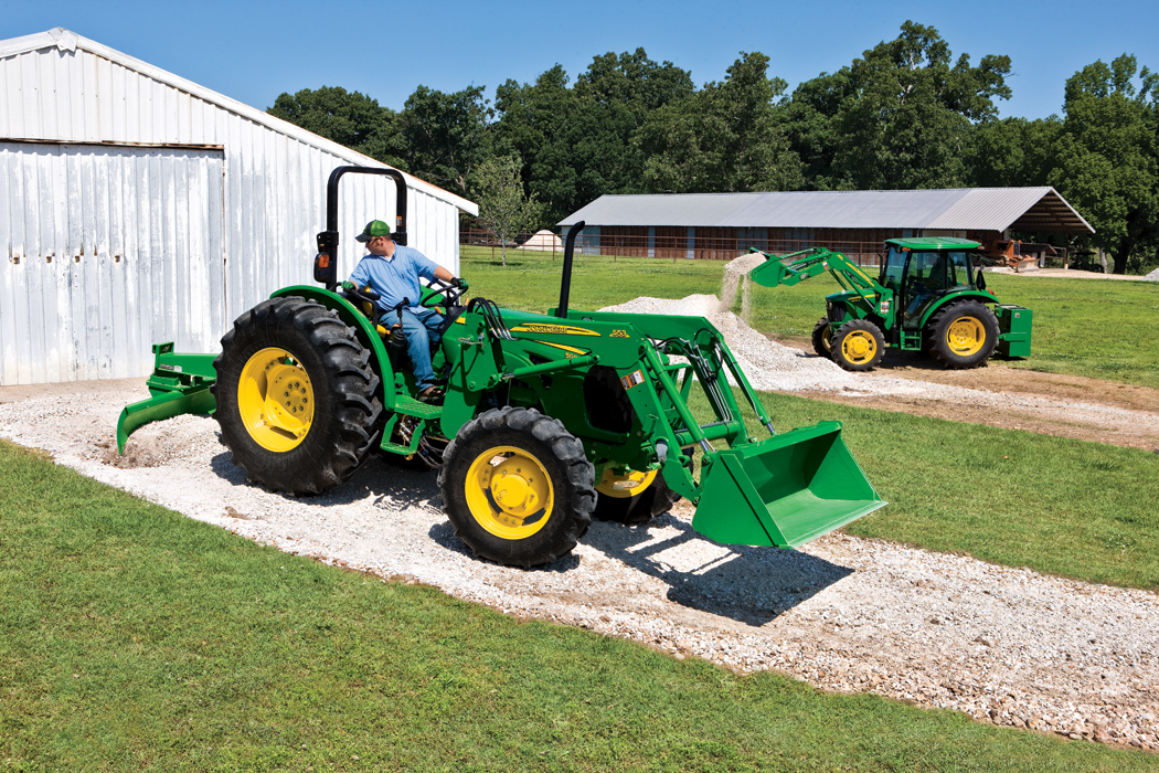 John Deere Tractor Car : John deere tractor amazing photo on openiso