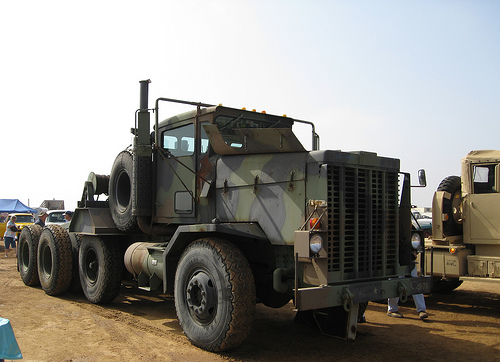 Oshkosh m911 Photo - 1