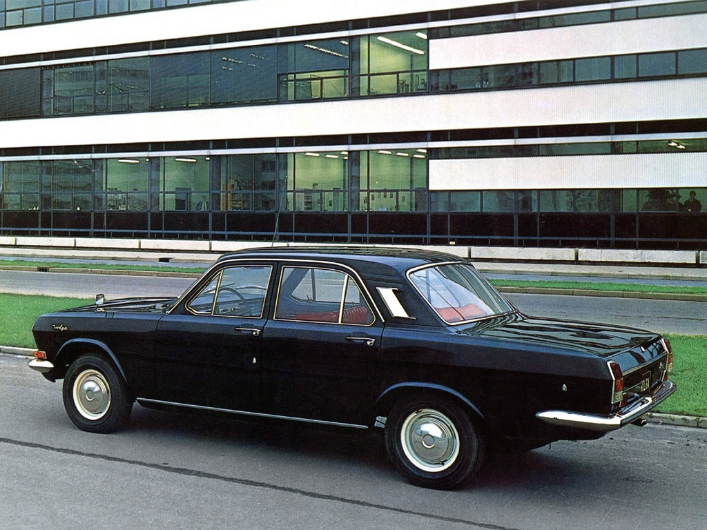 Volga M 24 Amazing Photo On Openiso Org Collection Of