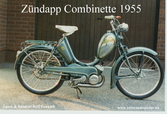 Zundapp combinette Photo - 1