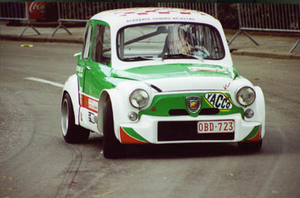 Abarth 1300 photo - 2