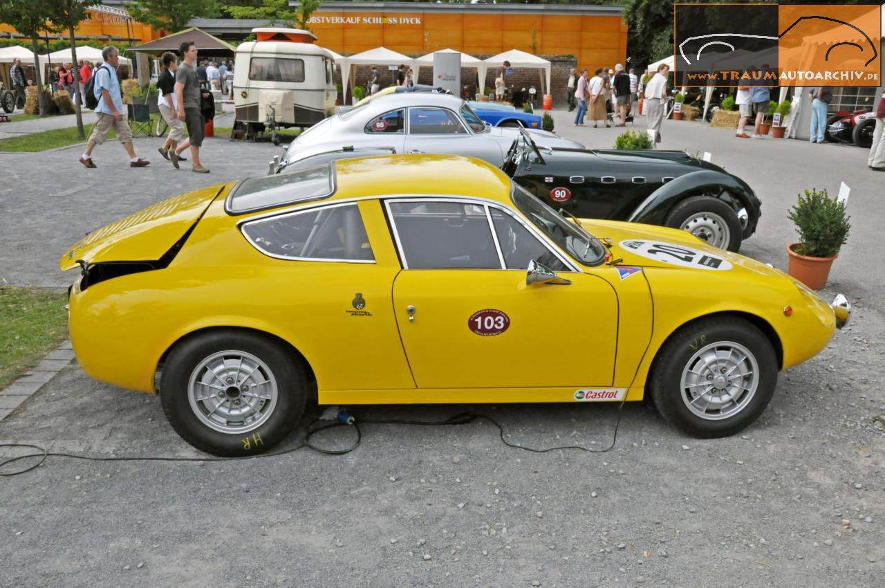 Abarth 1300 photo - 4