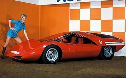 Abarth 2000 photo - 3