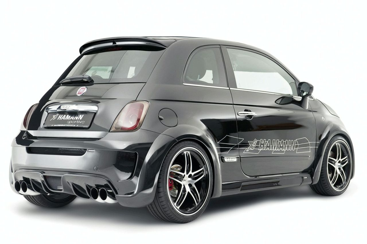 Abarth 500 photo - 1