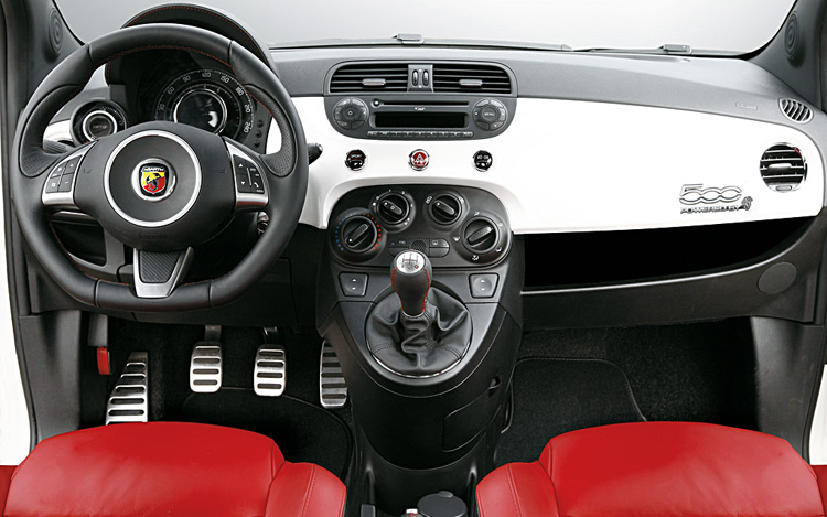 Abarth 500 photo - 3