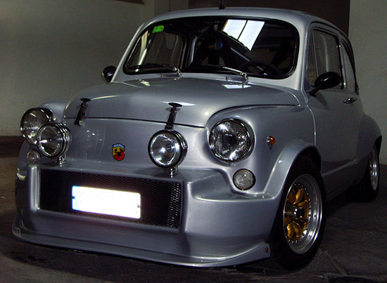 Abarth 600 photo - 2