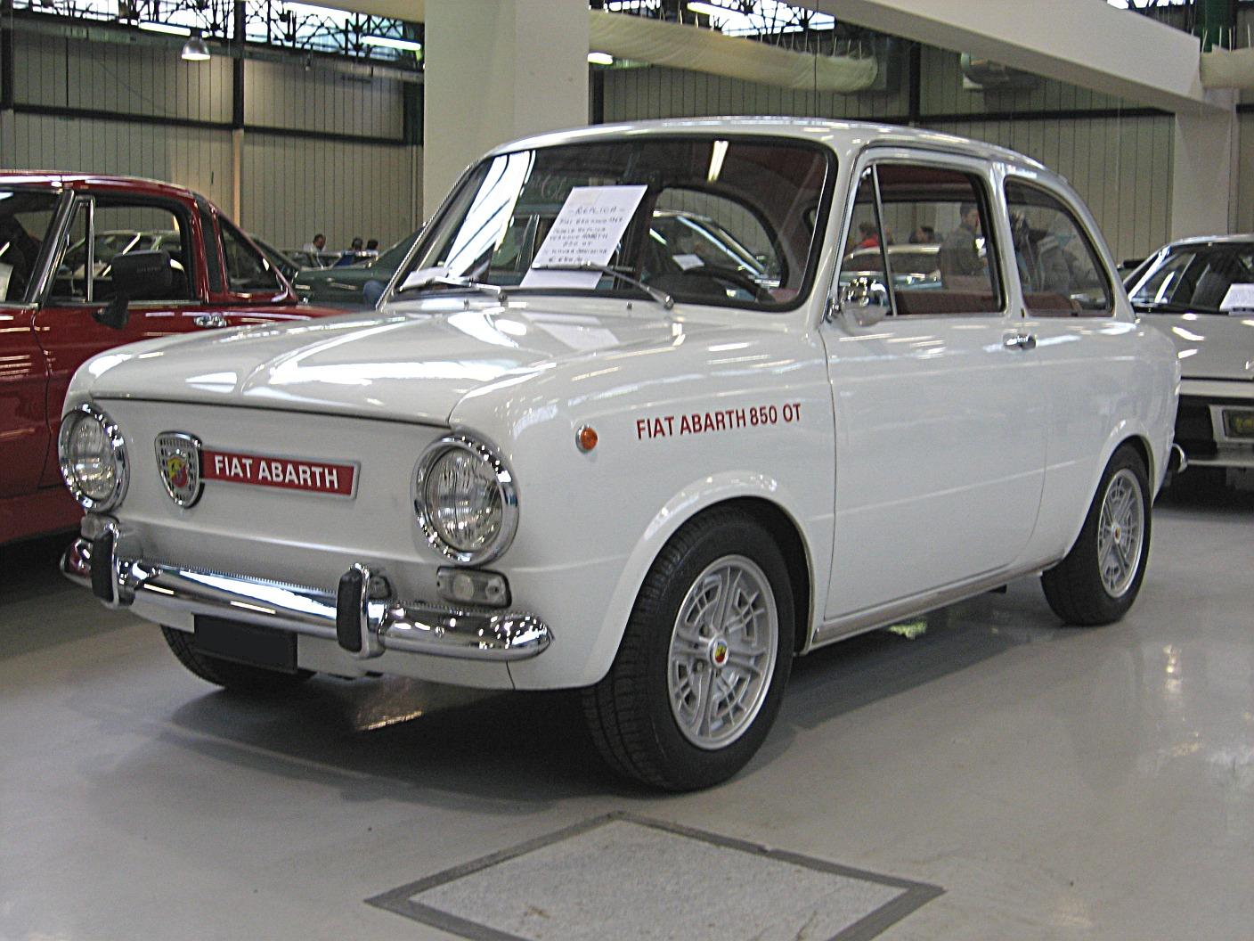 Abarth 850 photo - 1