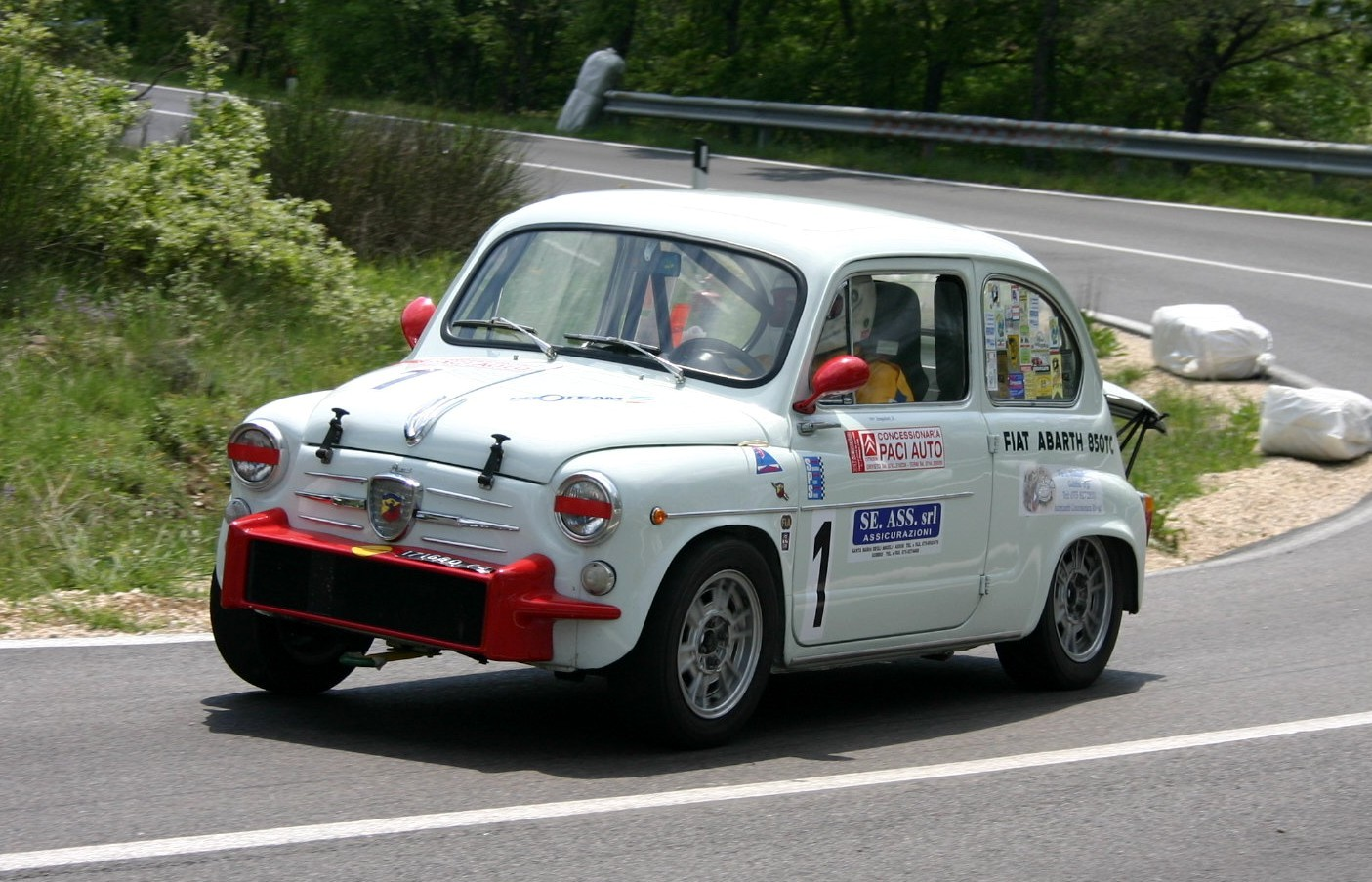 Abarth 850 photo - 2