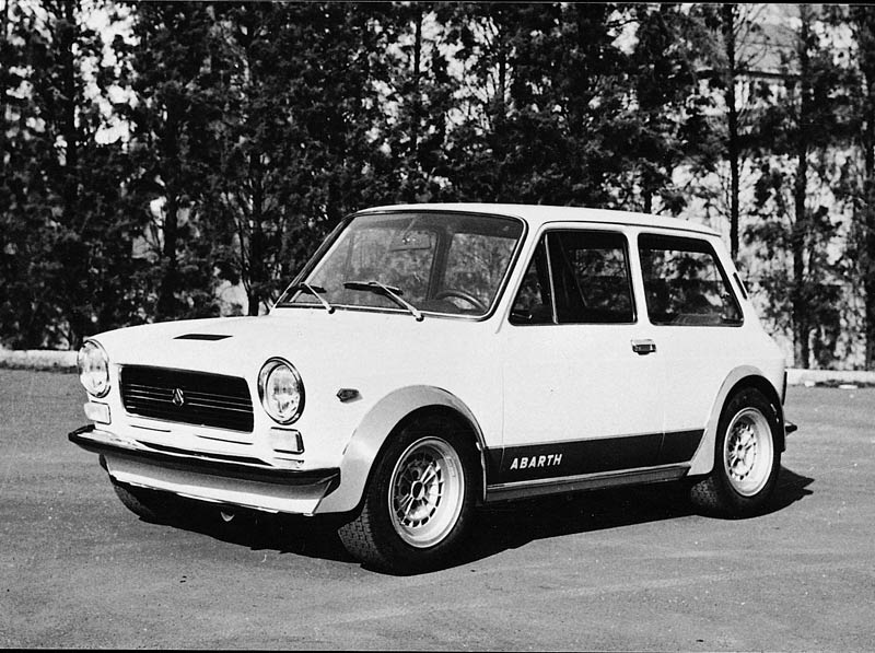 Abarth a112 photo - 1
