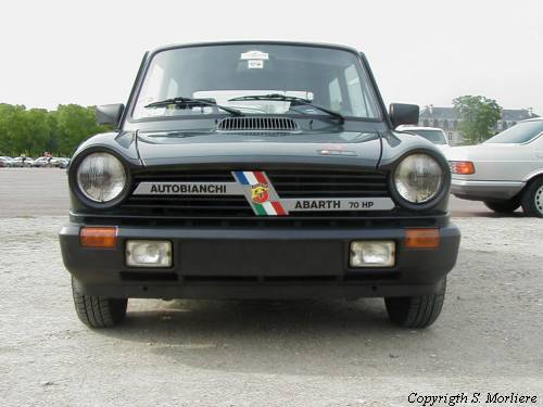 Abarth a112 photo - 3