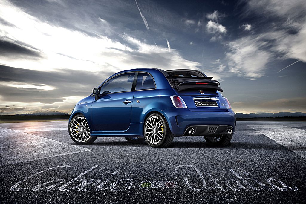 Abarth cabriolet photo - 2
