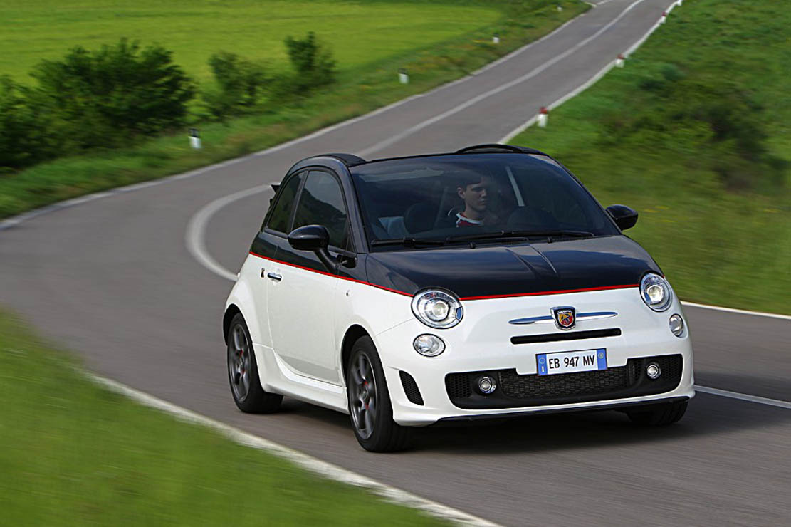 Abarth cabriolet photo - 3