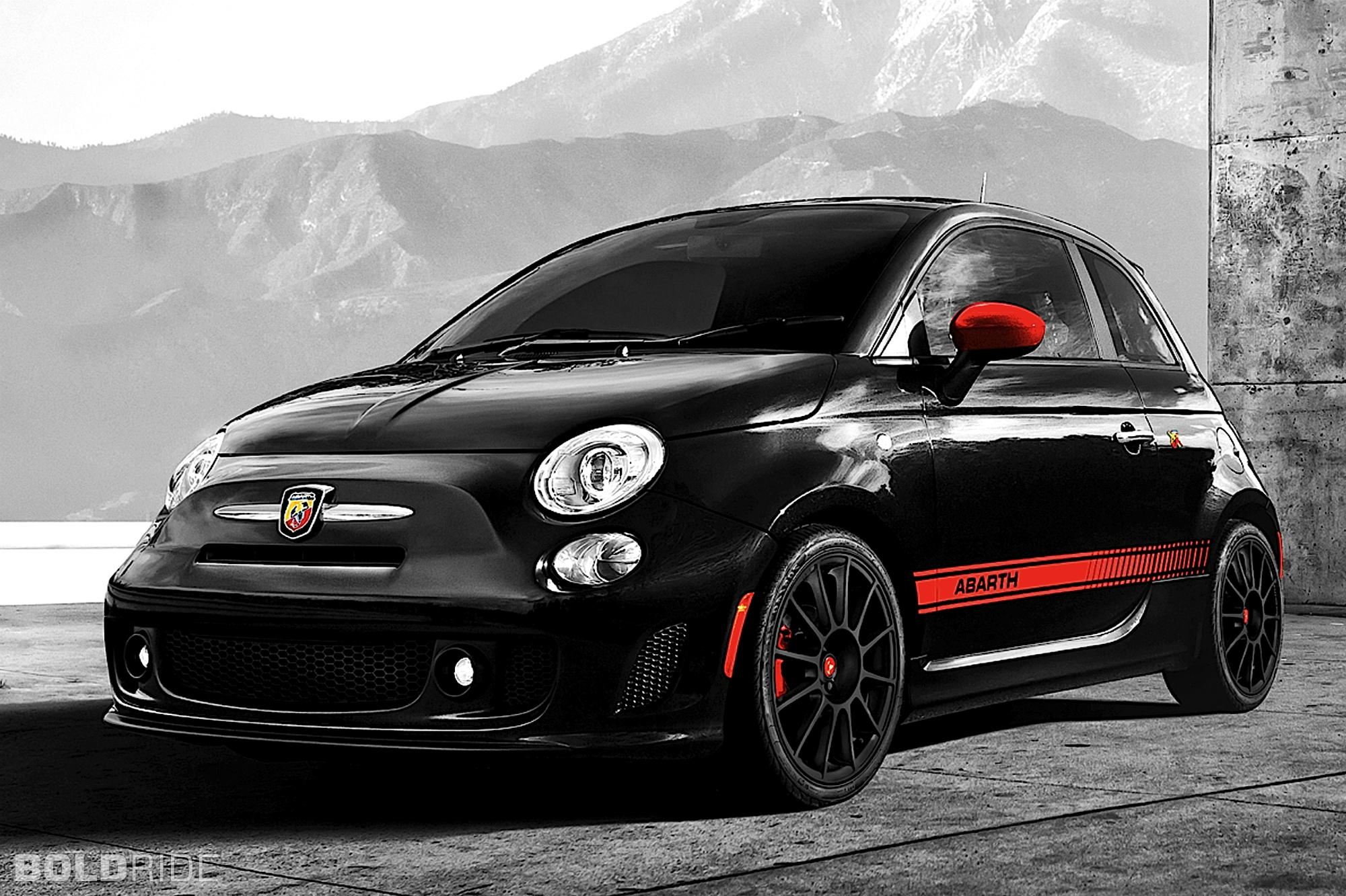 Abarth fiat photo - 1