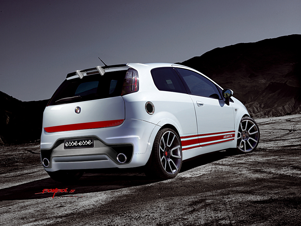 Abarth punto photo - 1