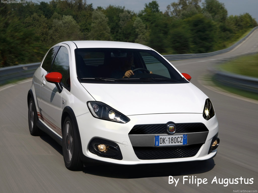 Abarth punto photo - 2