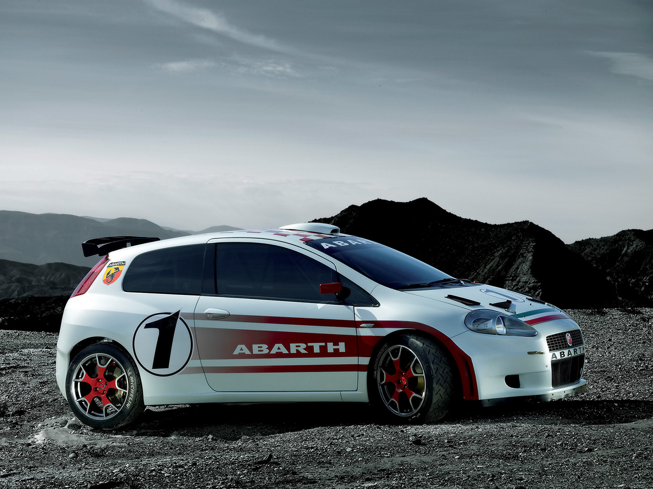 Abarth punto photo - 3