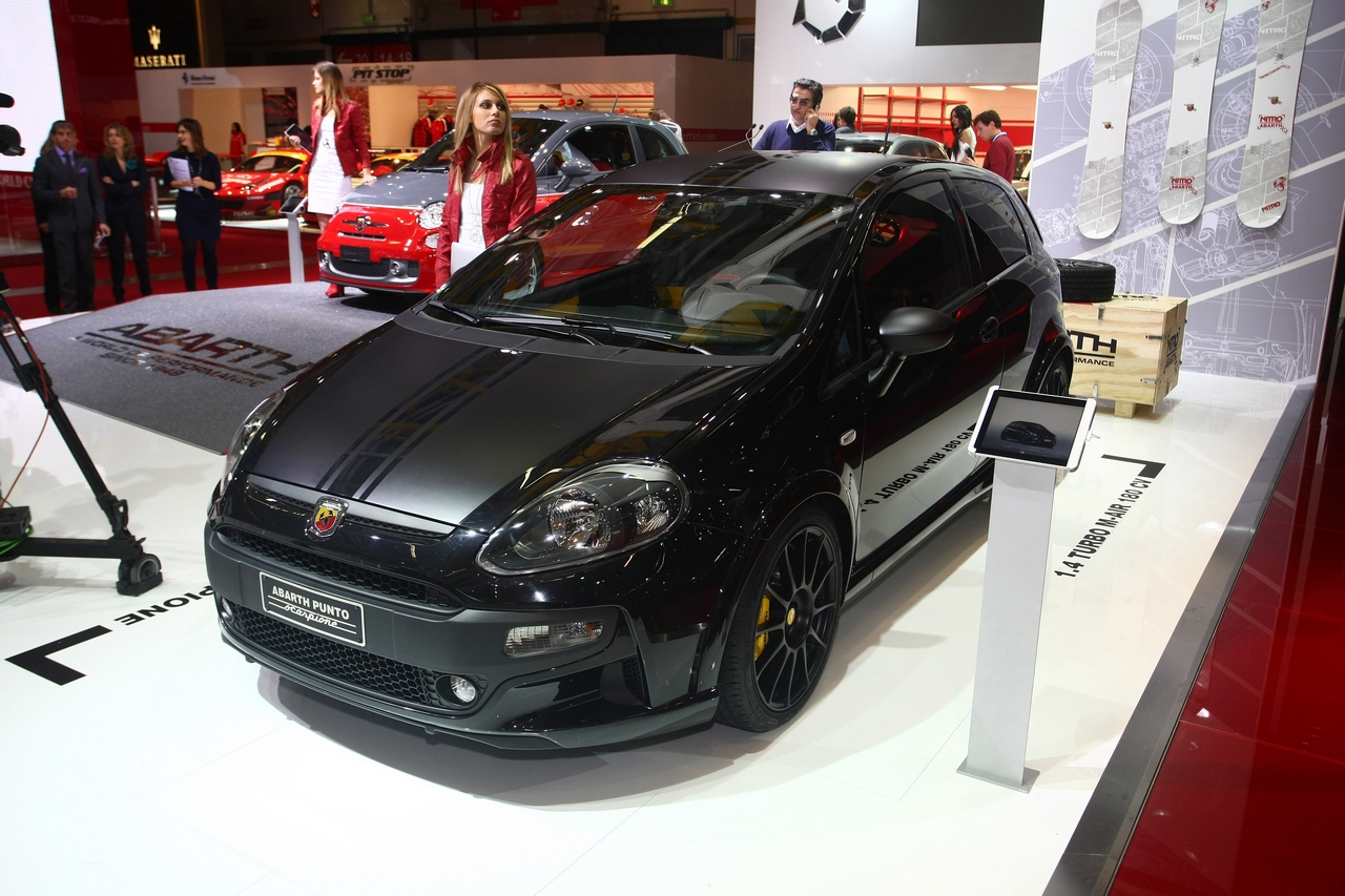 Abarth scorpione photo - 4