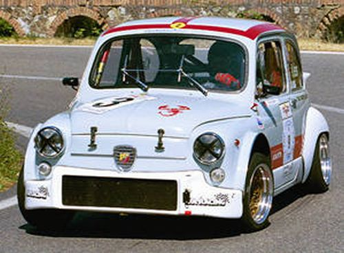 Abarth simca photo - 2