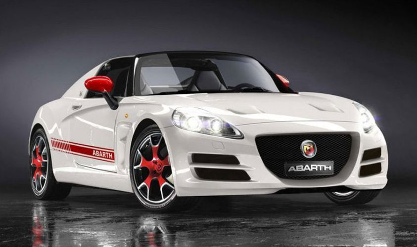 Abarth spider photo - 3