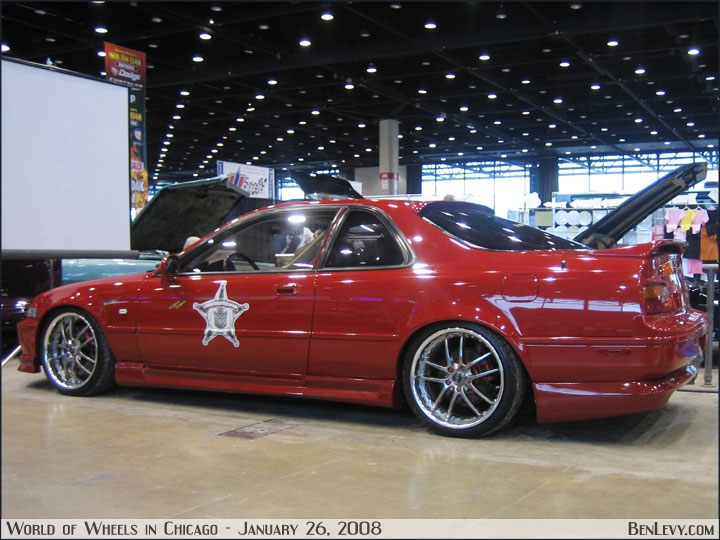 Acura legend photo - 1