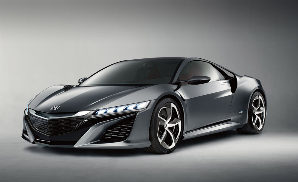 Acura nsx photo - 1
