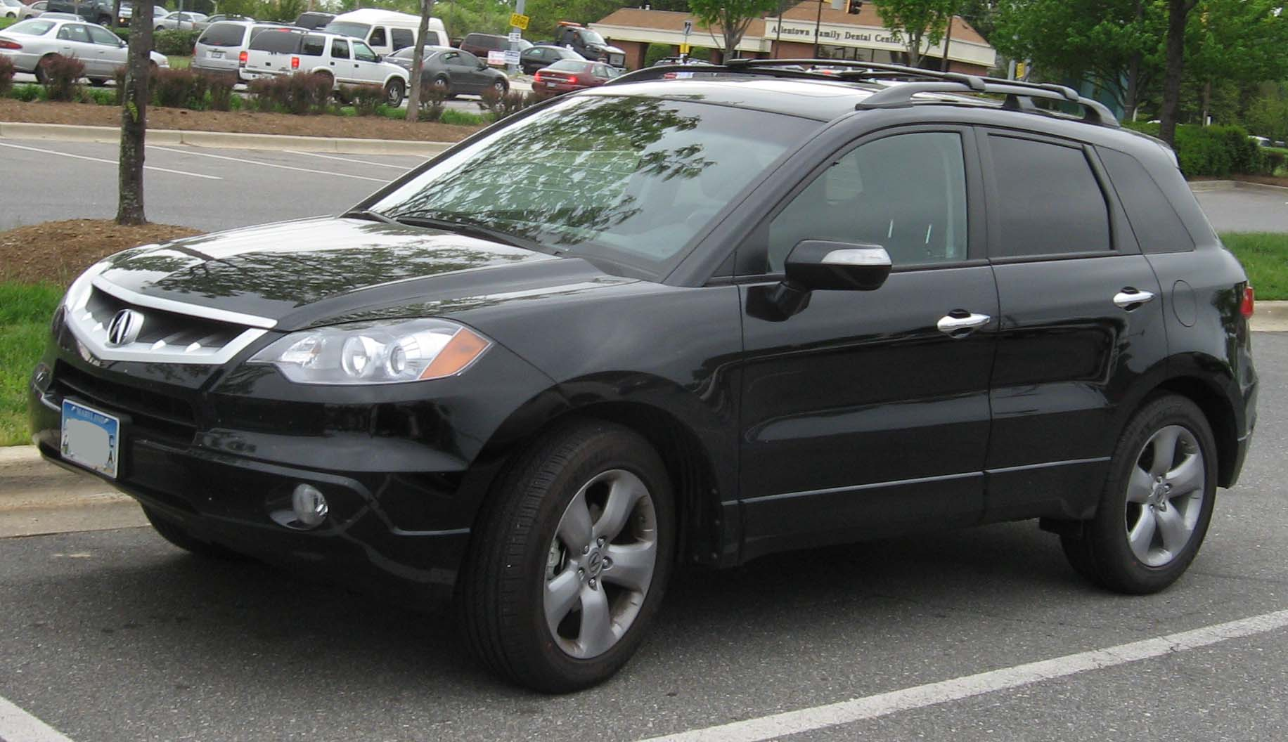 Acura rdx photo - 1