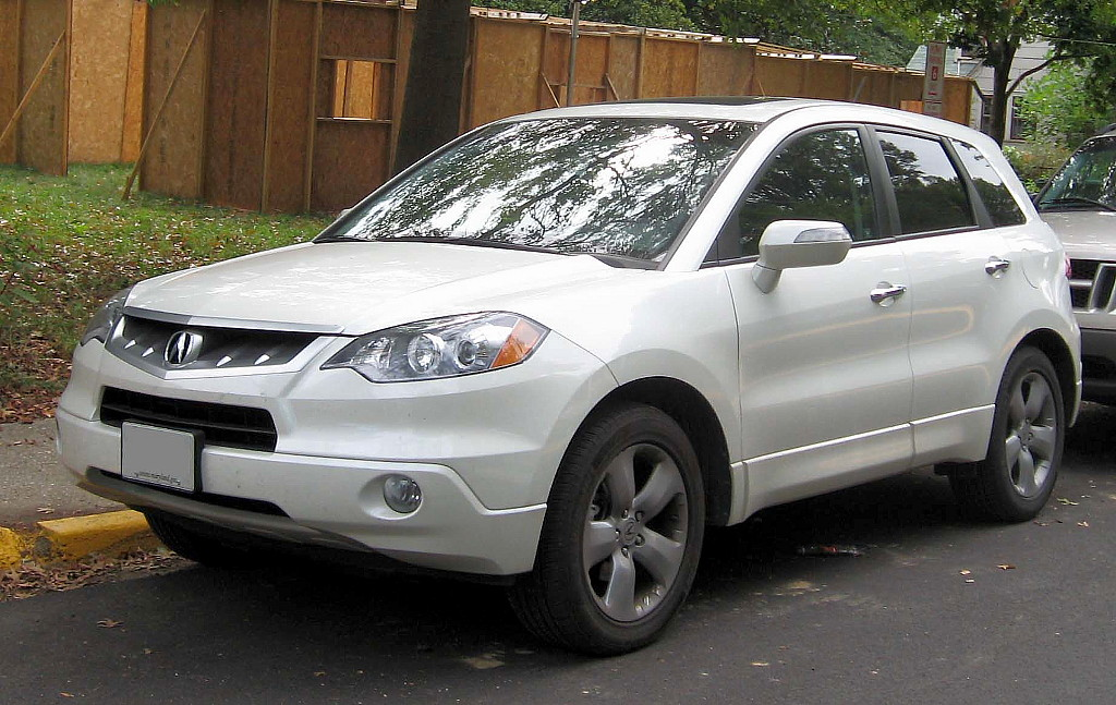 Acura rdx photo - 2