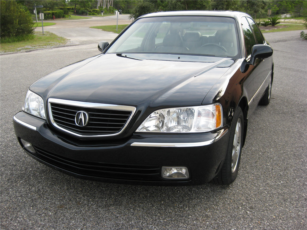 Acura rl photo - 4