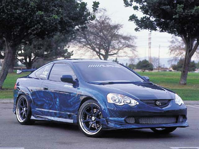 Acura rsx photo - 1