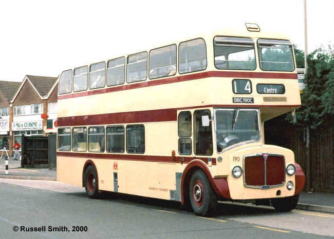 Aec bridgemaster photo - 3