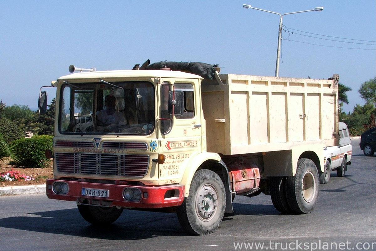 Aec monarch photo - 1