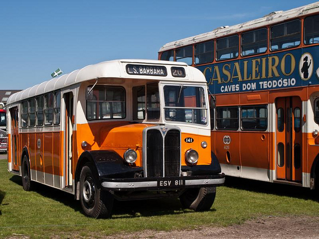 Aec regal photo - 2
