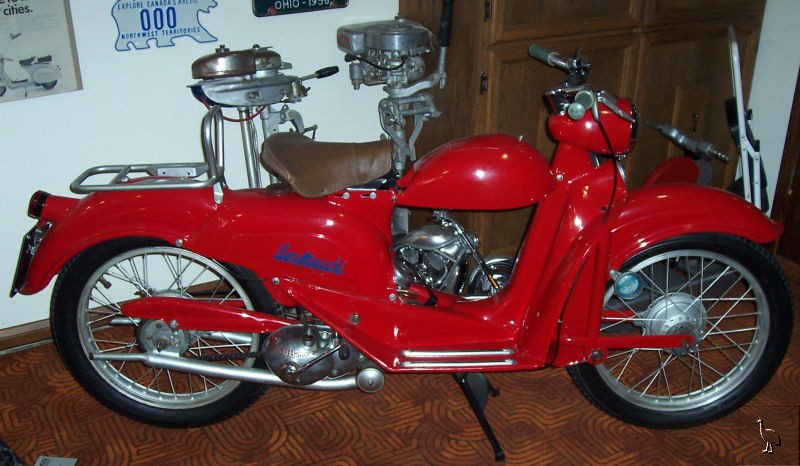 Aermacchi 125 photo - 2