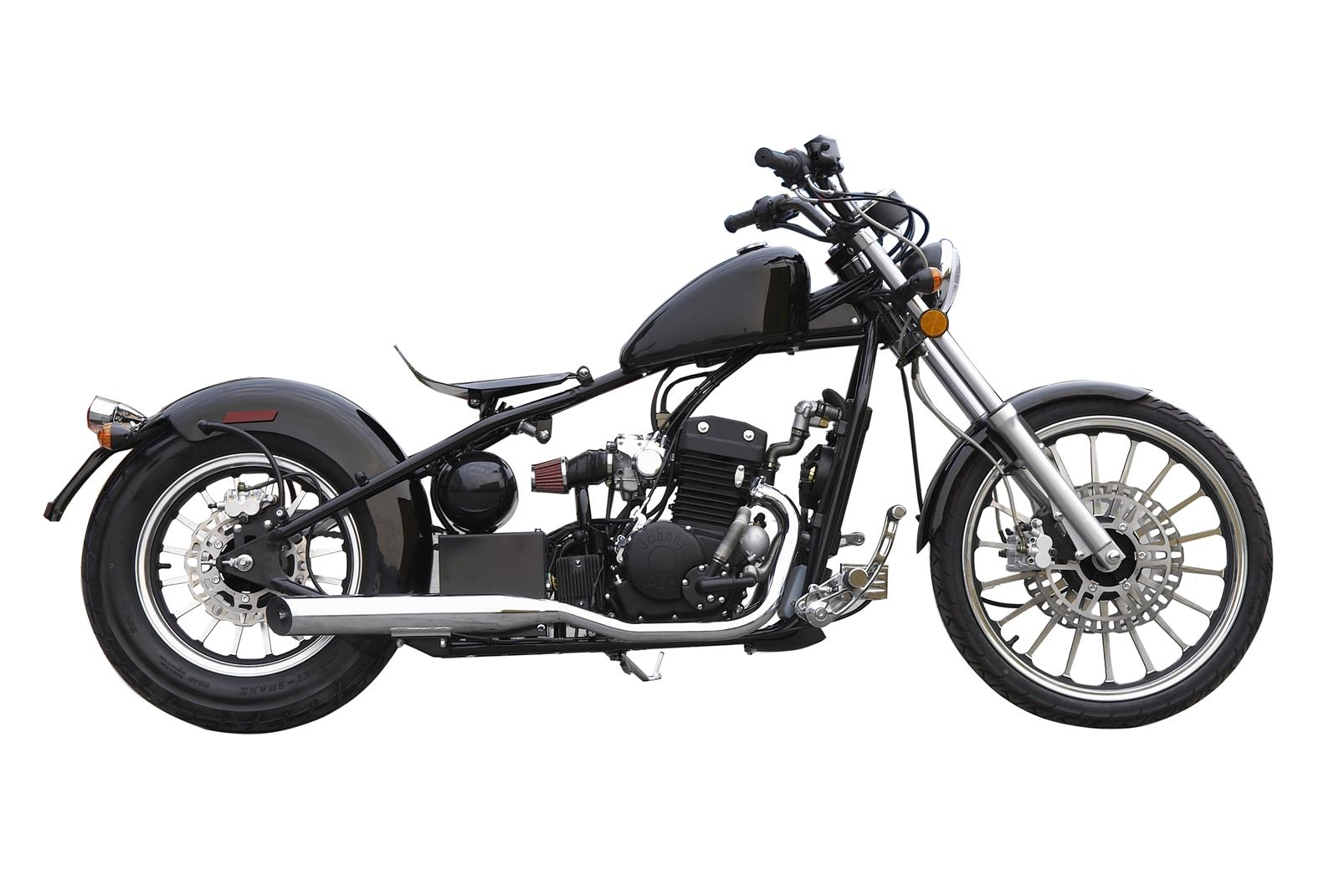 Ajs bobber photo - 1