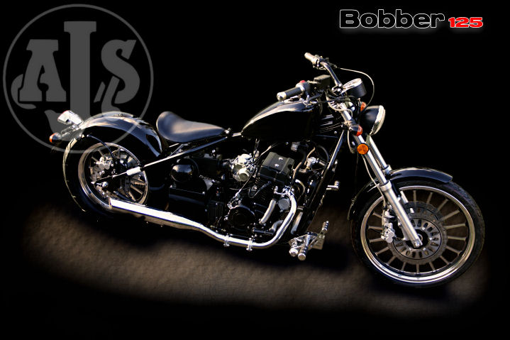 Ajs bobber photo - 3