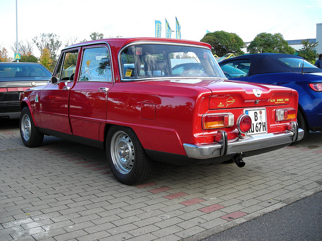 Alfa romeo 105 photo - 1