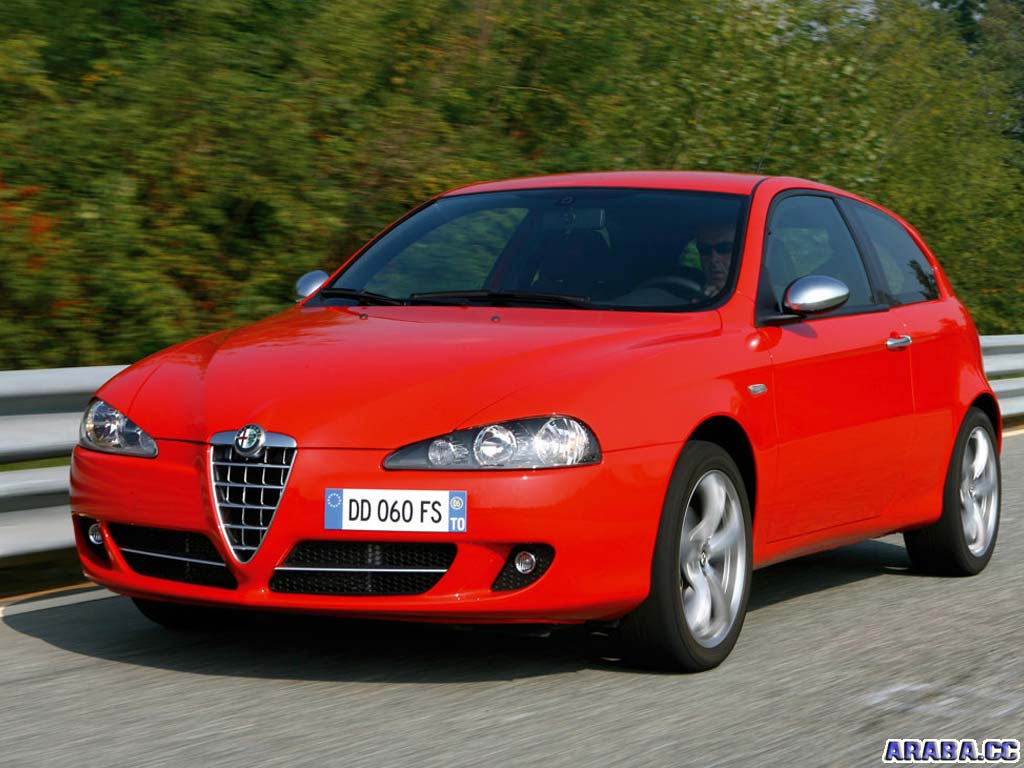 Alfa romeo 147 photo - 4
