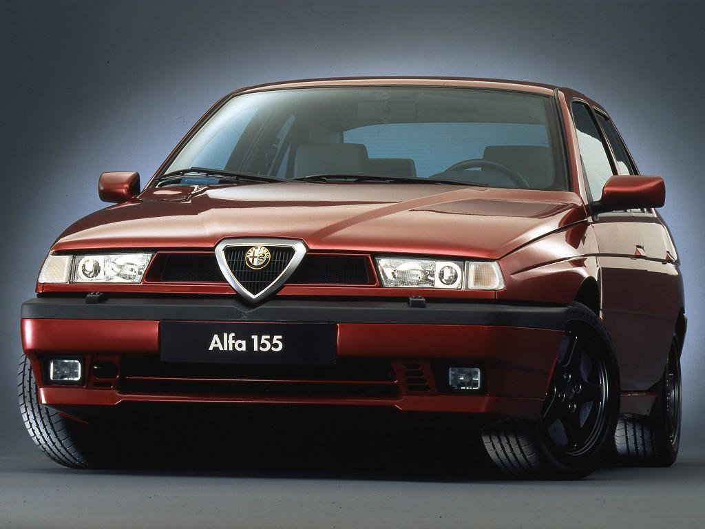 Alfa romeo 155 photo - 1