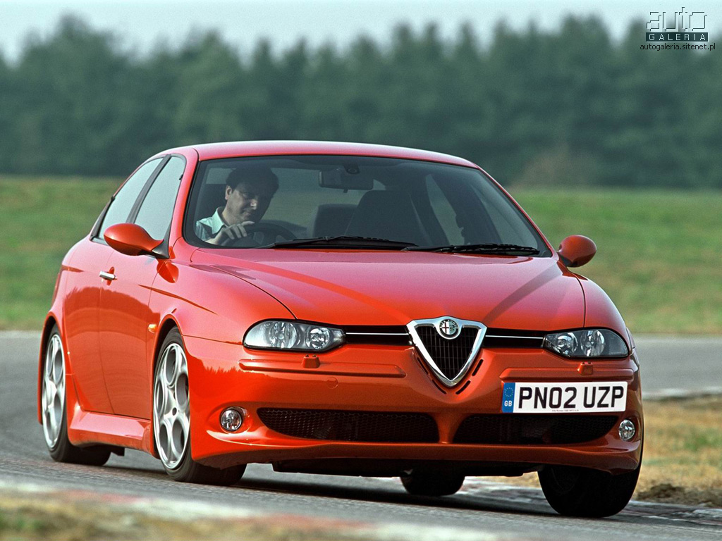 Alfa romeo 156 photo - 1