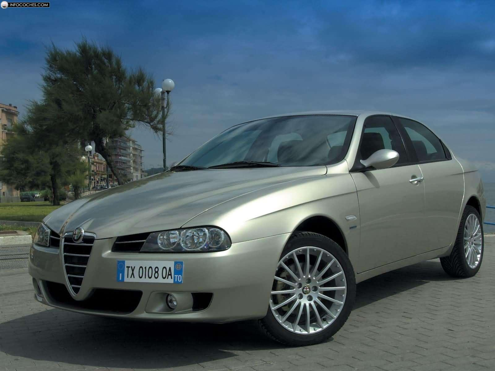 Alfa romeo 156 photo - 2