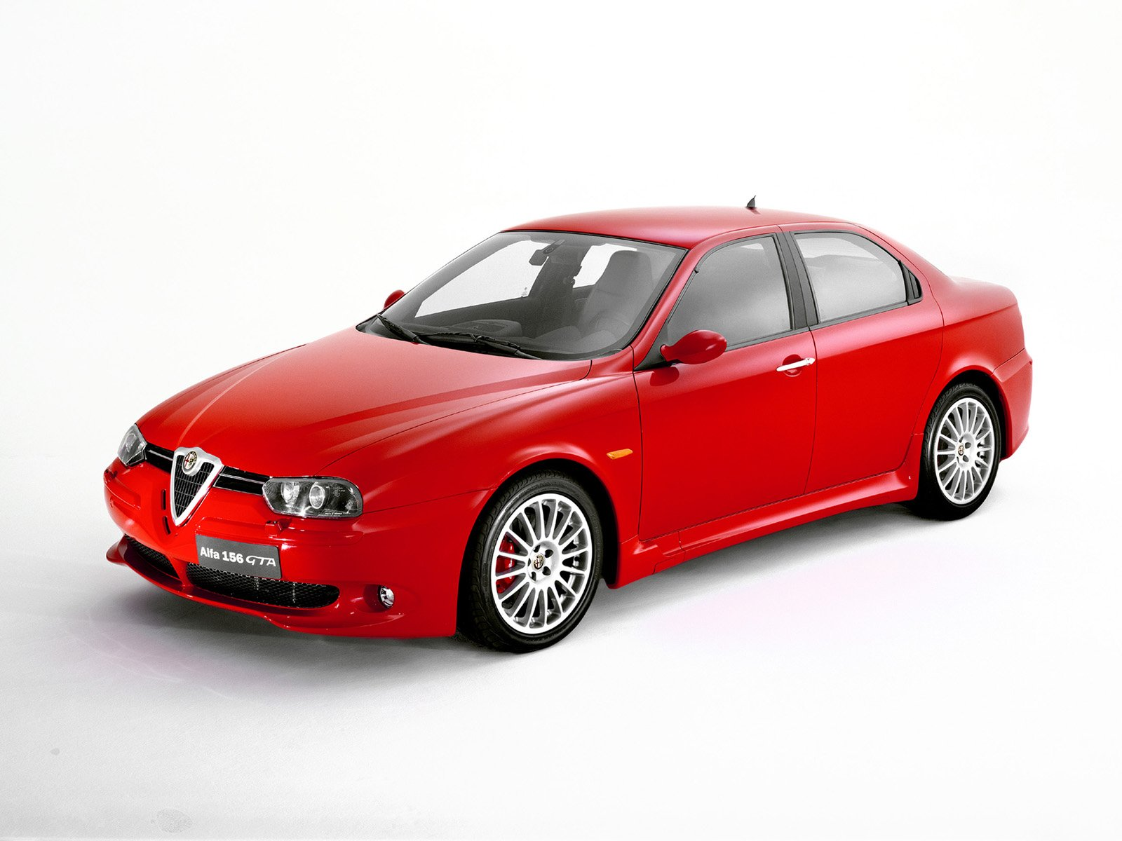 Alfa romeo 156 photo - 4