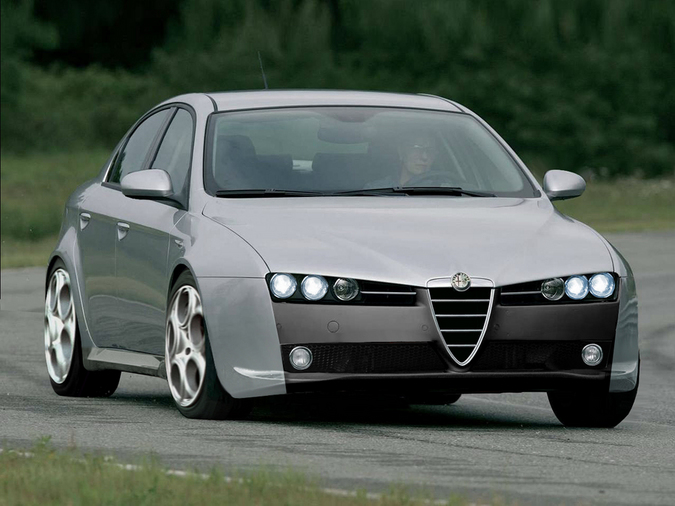 Alfa romeo 159 photo - 2
