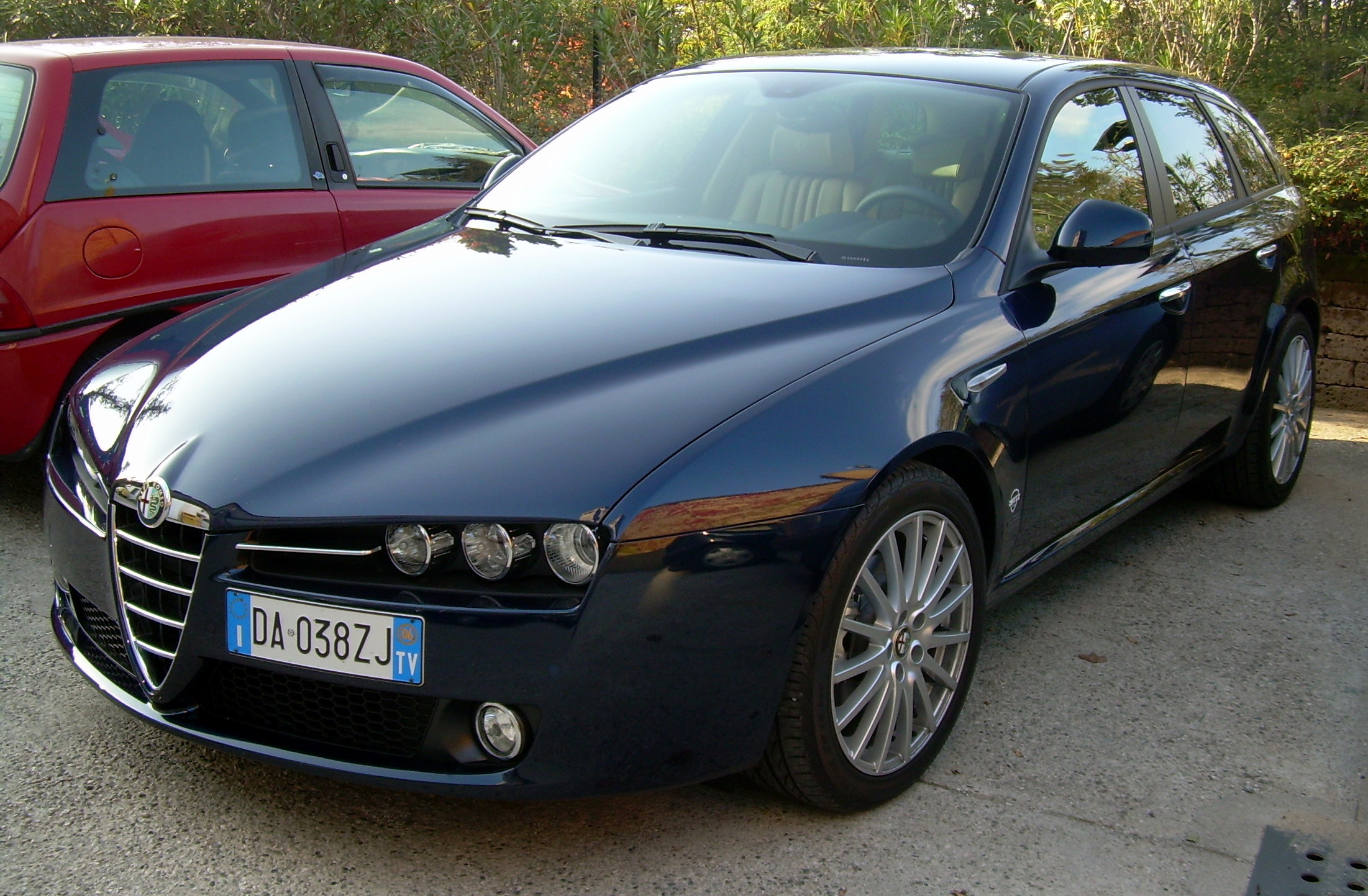 Alfa romeo 159 photo - 3