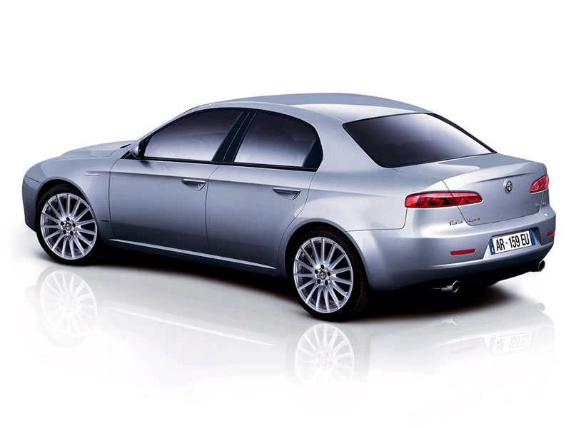 Alfa romeo 159 photo - 4