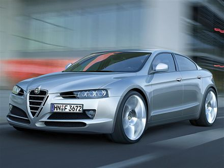 Alfa romeo 166 photo - 1