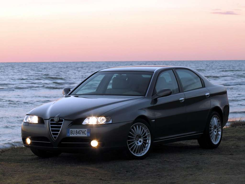 Alfa romeo 166 photo - 4