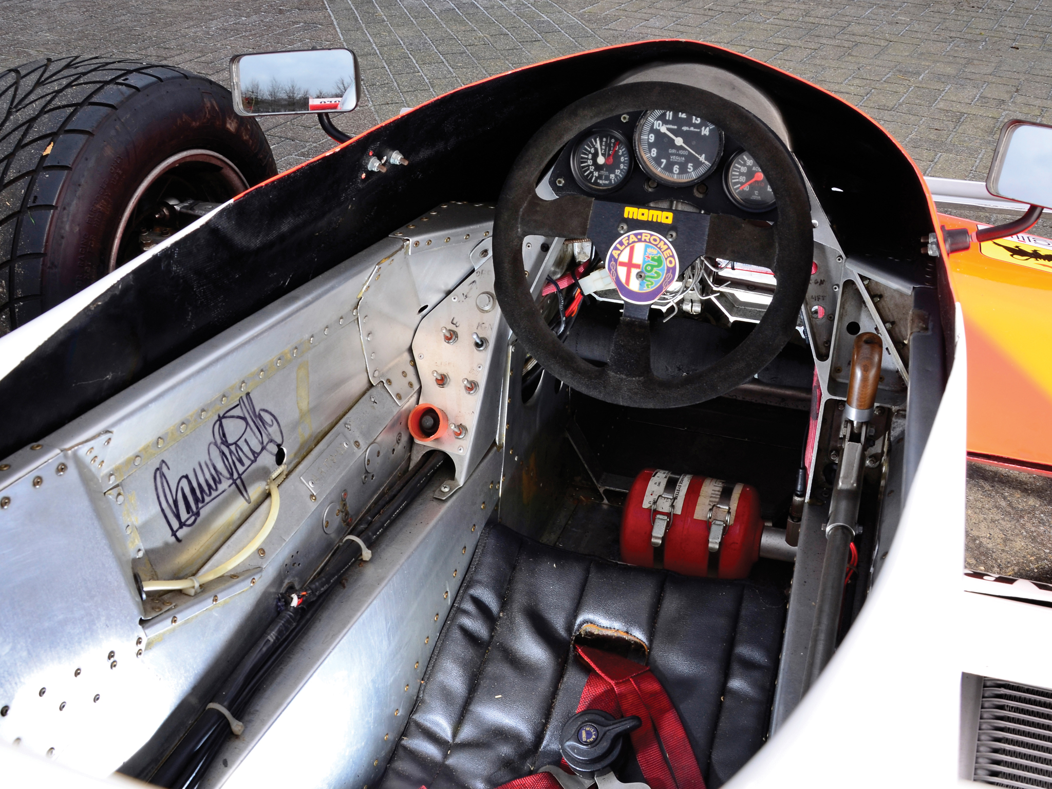 Alfa romeo 179 photo - 4