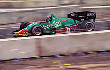 Alfa romeo 184t photo - 2