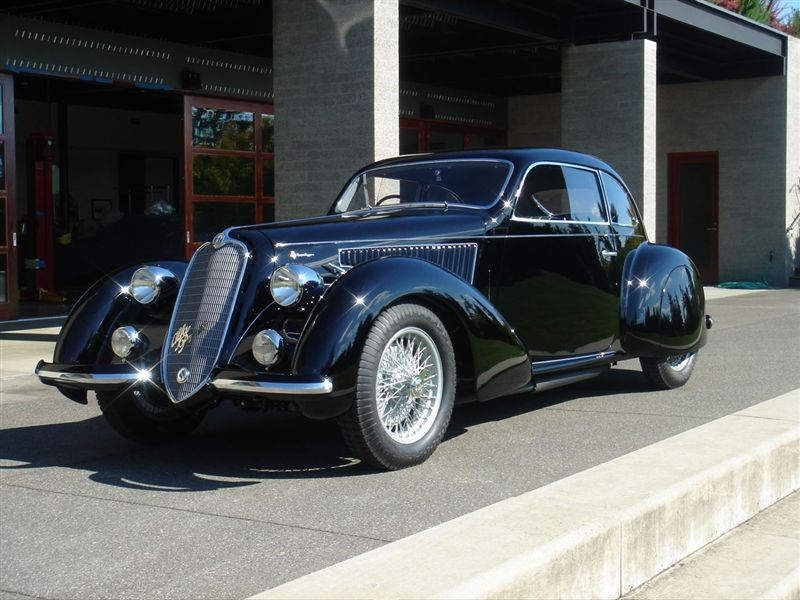 Alfa romeo 2300 photo - 4